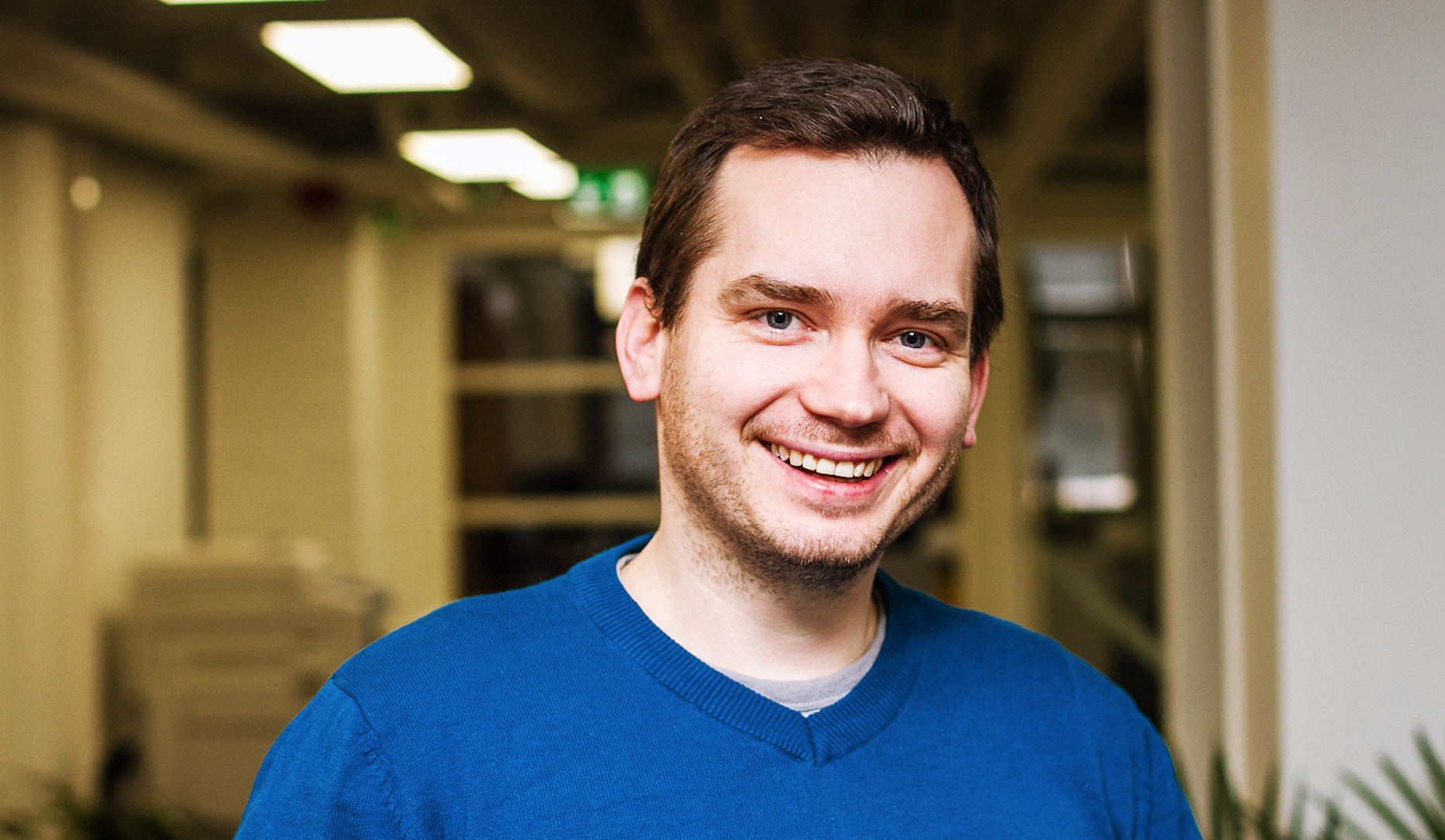 Midaxo Story: Michal gets excited about the whys and hows of software development