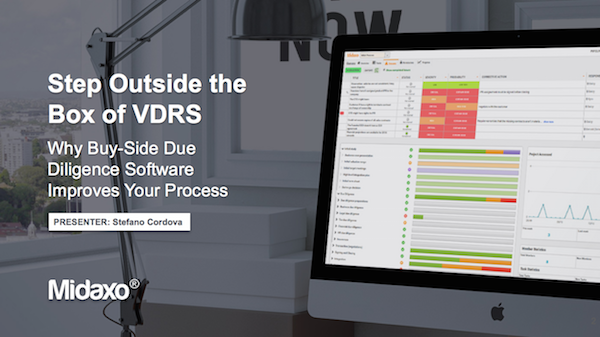 Webinar recording: How Buy-Side Due Diligence Software Improves Your Process