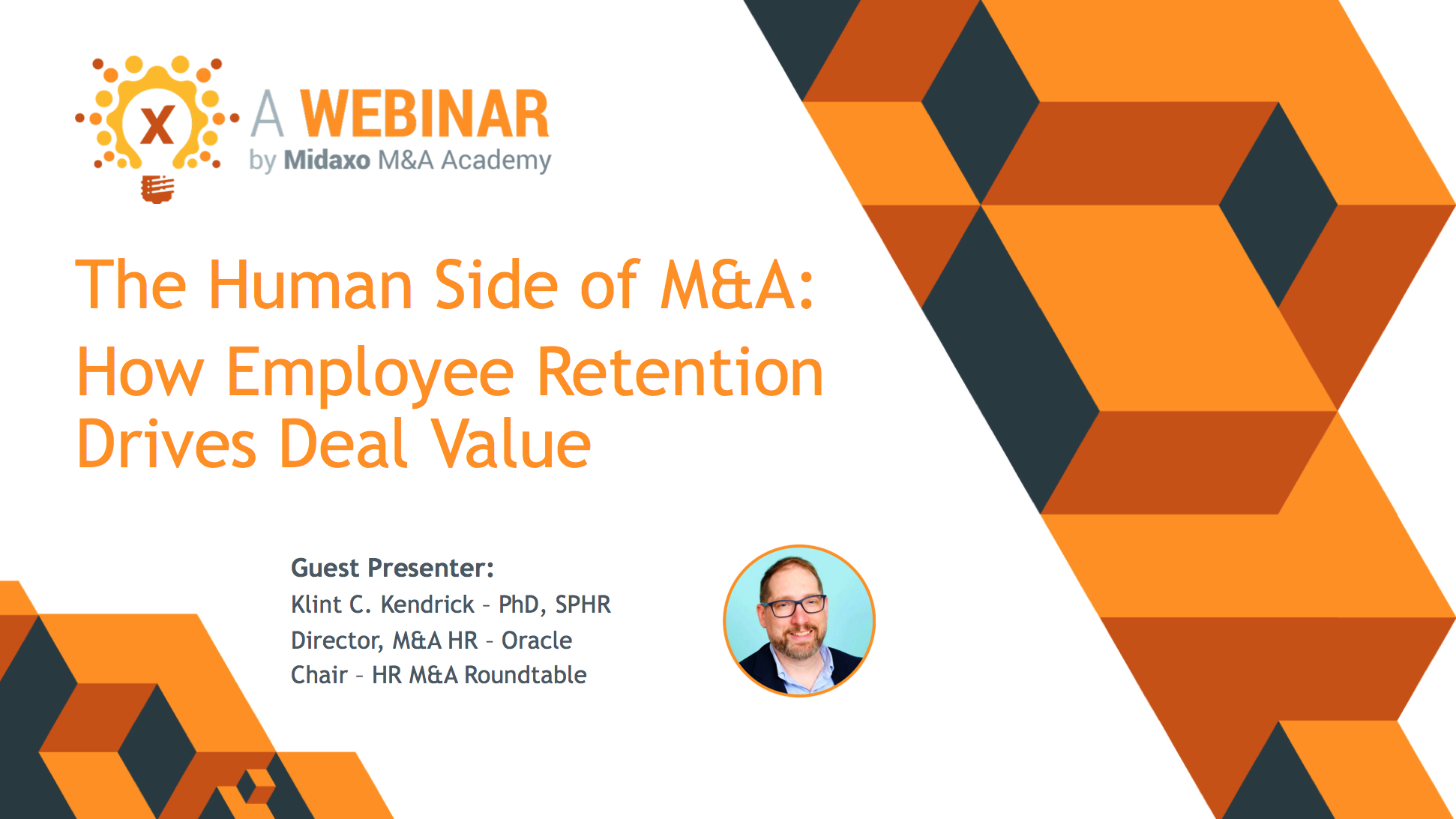 Webinar: The Human Side of M&A - How Employee Retention Drives Deal Value