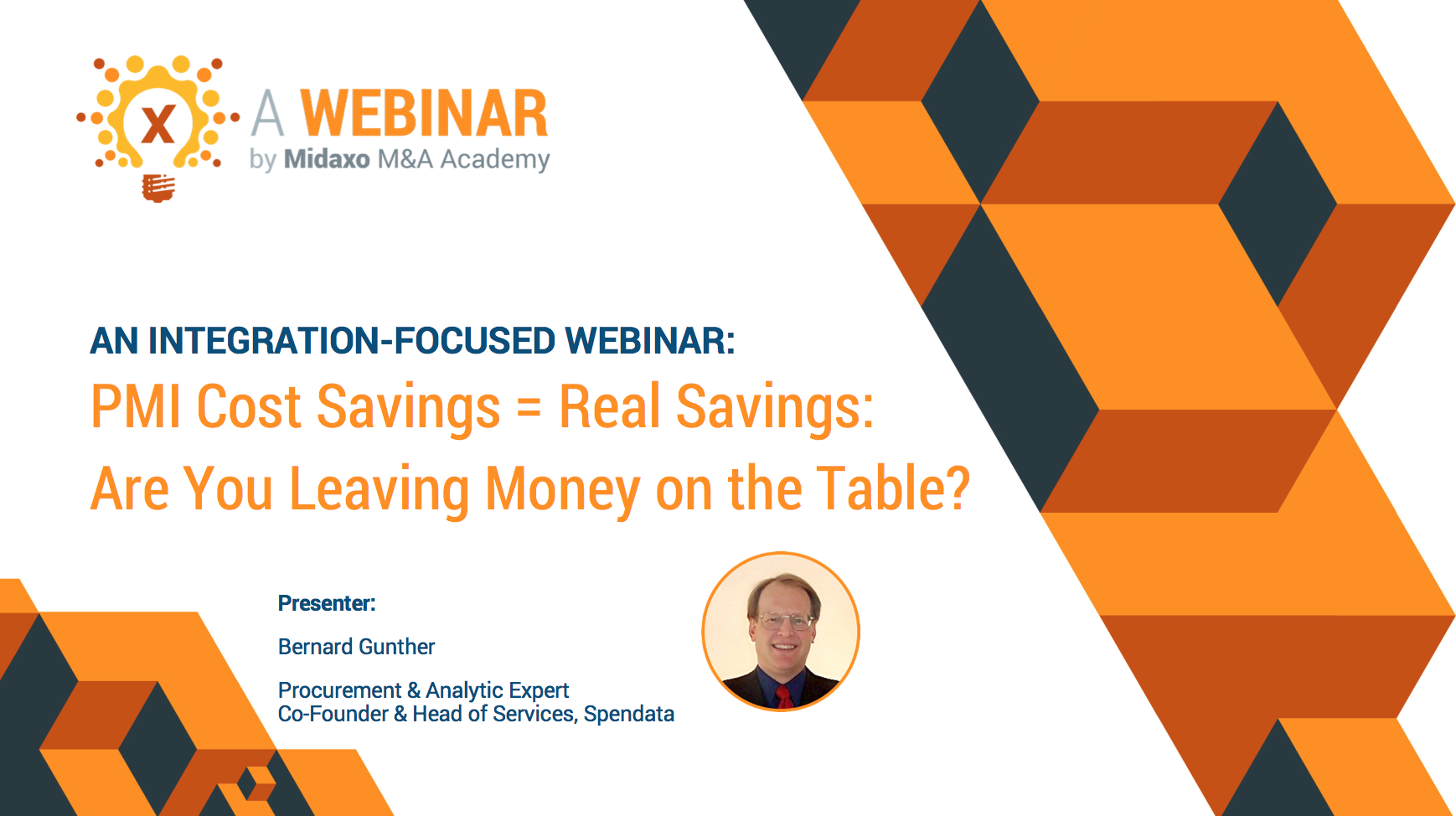 Webinar: PMI Cost Savings = Real Savings: Are You Leaving Money on the Table?